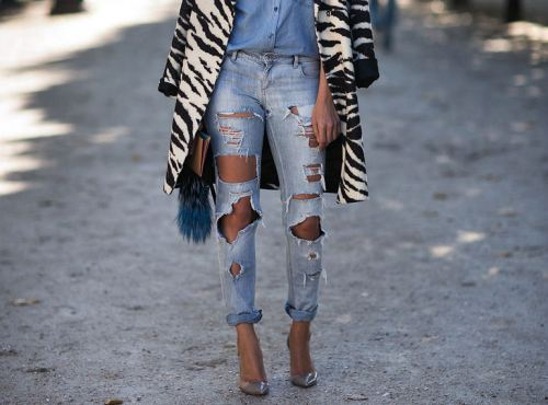 double-denim-zebra-coat-stockholm-streetstyle