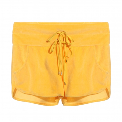 short-plush-amarelo-d-lolla-med