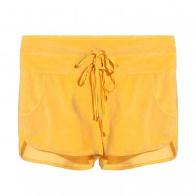 short-plush-amarelo-d-lolla-med