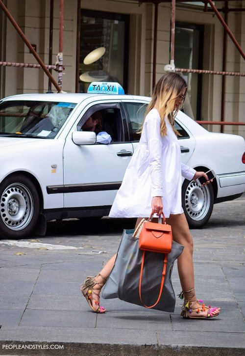 gladiator-sandals-outfit-dress-street-style-peopleandstyles-2